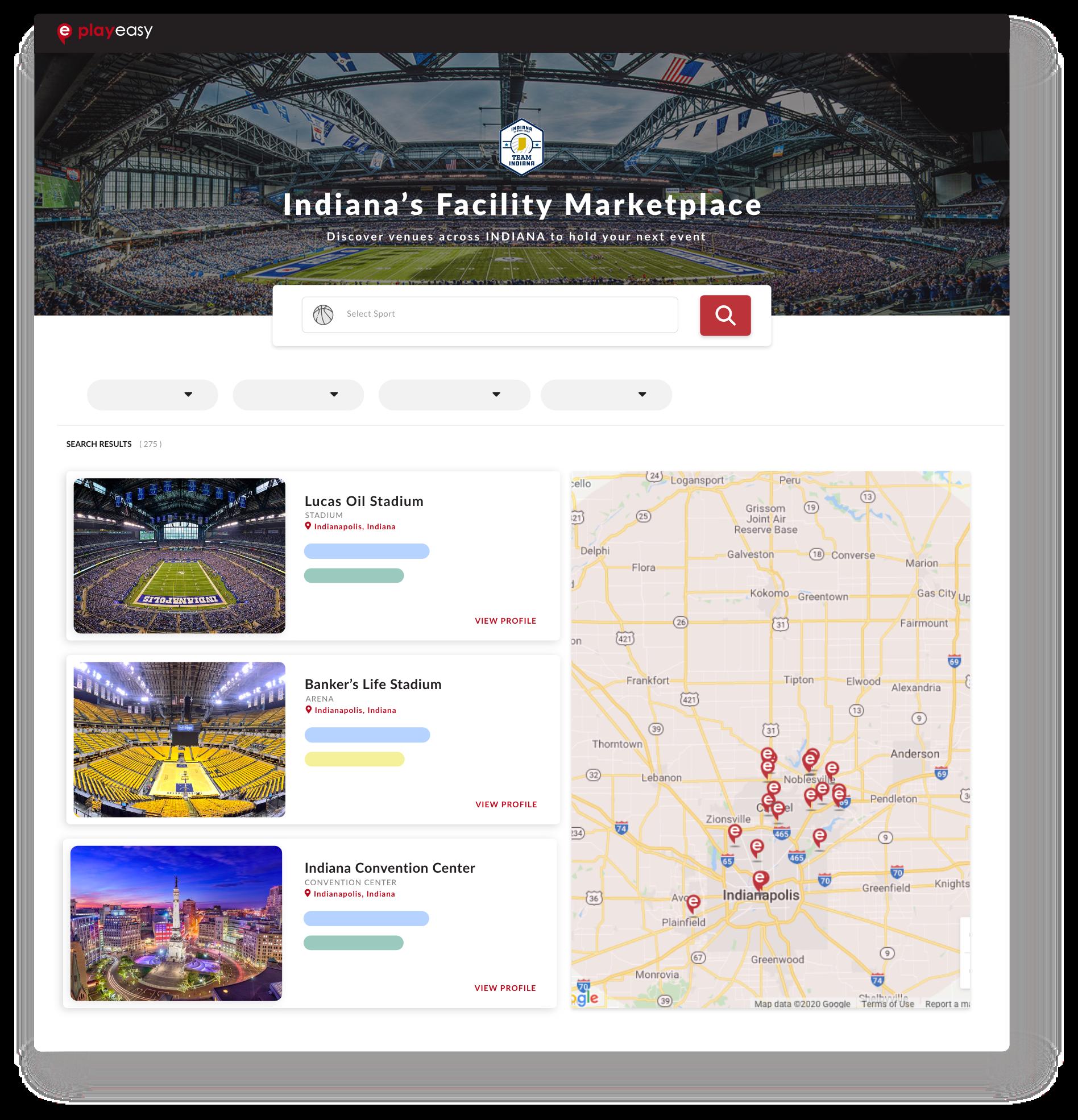 Playeasy facility marketplace _may