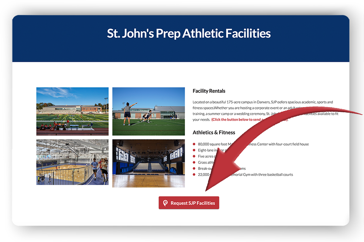 St. John's Prep Danvers Athletic Facilities