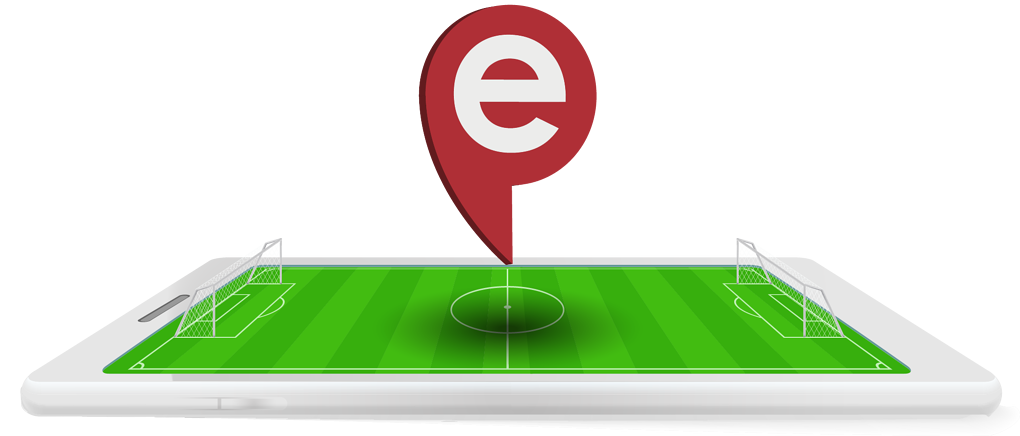 location icon on field